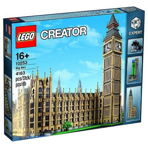 Glorious 2ft Lego Big Ben Announced – Set 10253 Expert