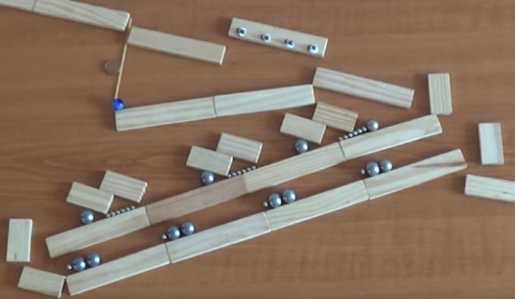 Incredible Magnets and Marbles