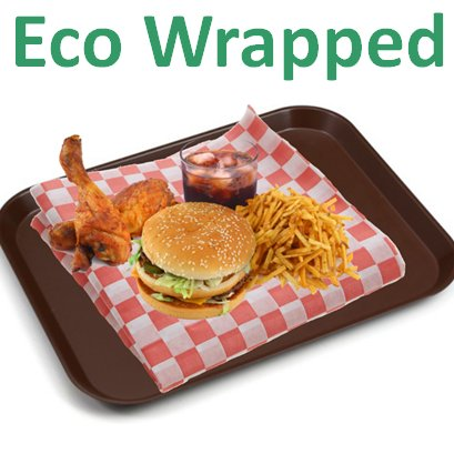 Eco Wrap – A push for greening up fast food a smidge