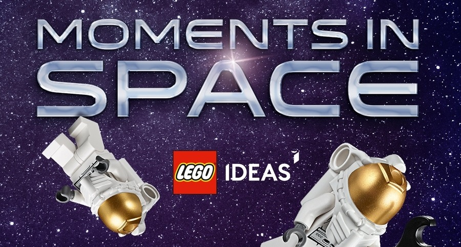 Lego Moments in Space Contest – Top Contenders